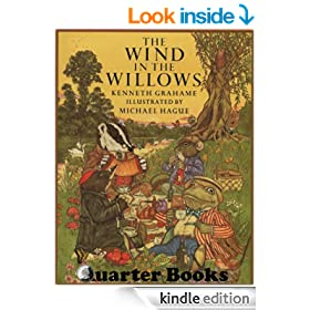 Wind in the Willows, The (Illustrated Edition)
