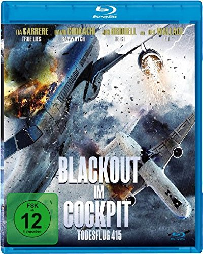 Blackout im Cockpit - Todesflug 415 [Blu-ray]