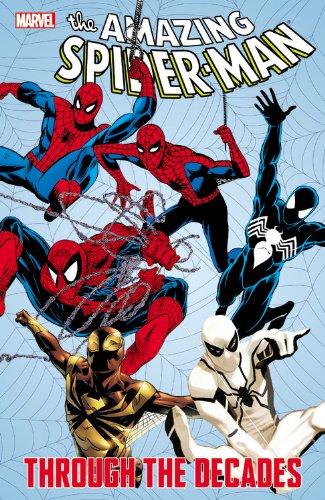 Spider-Man Through The Decades PDF