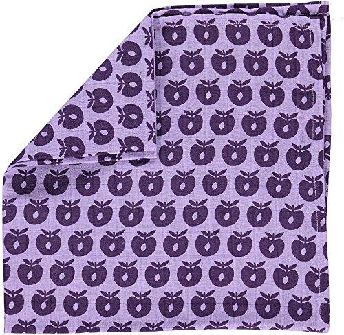 Smafolk-Apples-Baby-Muslin-Burp-Cloth-Purple-Muslin-Burp-Cloth-Purple