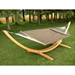 Poolside Double Hammock - Weather Res...