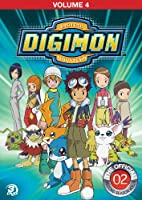 The Official Digimon Adventure Set The Complete Second Season by NEW VIDEO GROUP