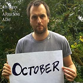 A Folk Song A Day : October