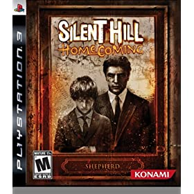 Silent Hill: Homecoming(輸入版:北米)