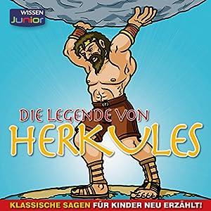 Die Legenden von Herkules Hörbuch
