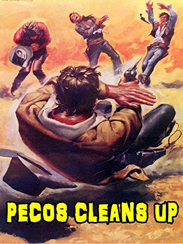 Pecos Cleans Up