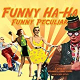 Funny Ha-Ha, Funny Peculiar: A Book of Strange and Comic Poems