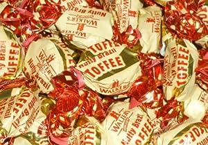 Walkers Nutty Brazil Toffees 1 Kilo Bag