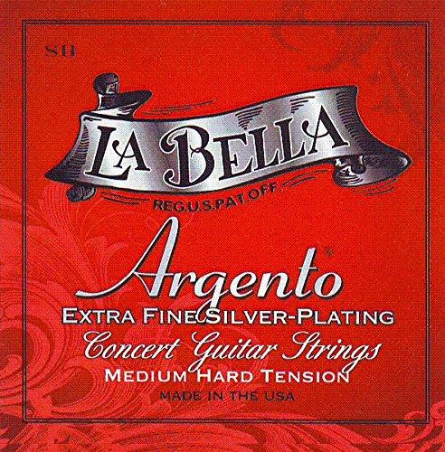 La Bella SH Argento Extra Fine Silver Plating - High Tension