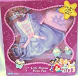 Disney Little Princess Picnic Fun Doll Outfit - Fits All Little Princess Dolls