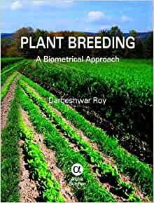 Amazon.com: Plant Breeding: A Biometrical Approach (9781842657430