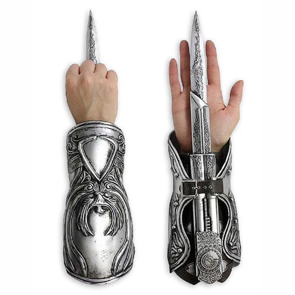 Assassin's Creed アサシンクリード アサシンブレード仕込み籠手 武器 コスプレ  Ruleronline