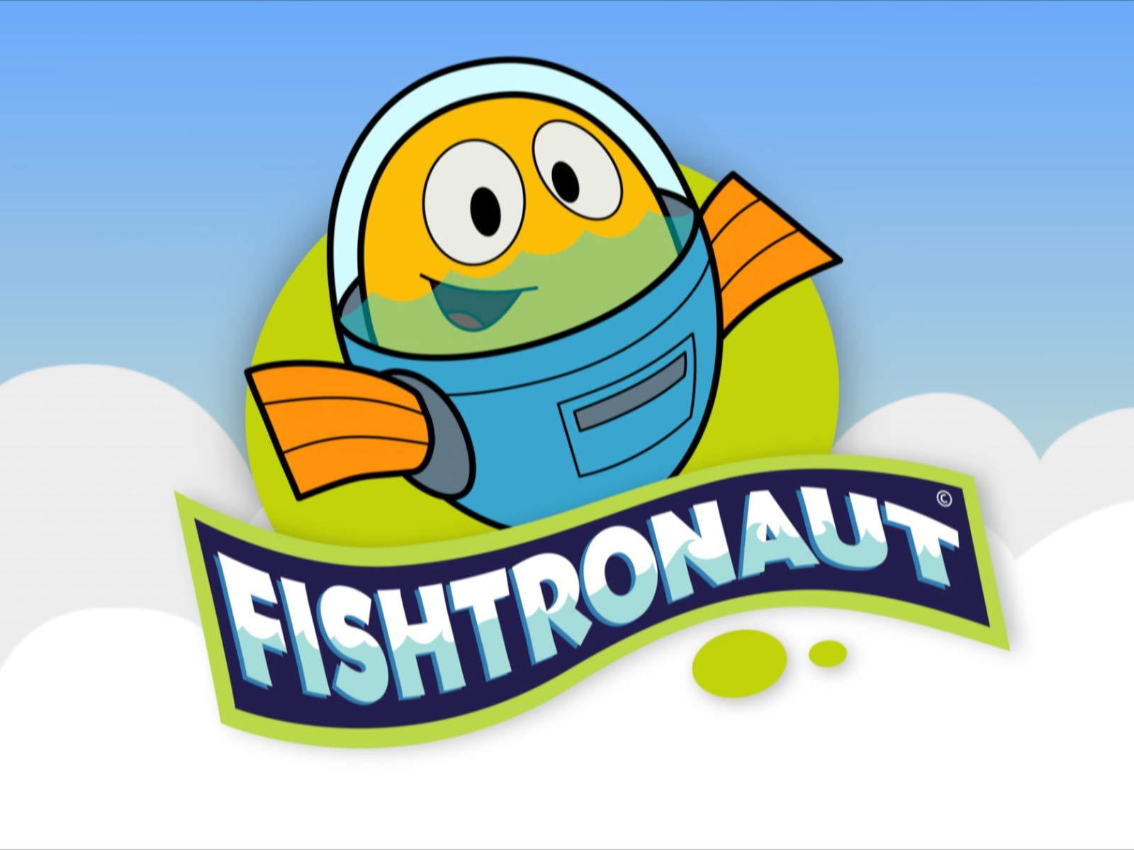 Fishtronaut on Amazon Prime Video UK