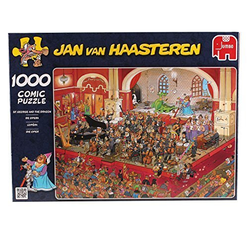 Jumbo-StGeorge-and-The-Dragon-1000-Piece-Puzzle-by-Jumbo