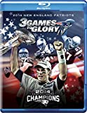 3 Games to Glory IV [Blu-ray] [Import]