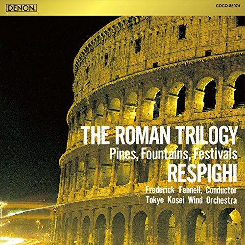 THE ROMAN TRILOGY(reissue)