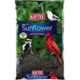 Kaytee Black Oil Sunflower Wild Bird Food, 10-Pound (Discontinued by Manufacturer)