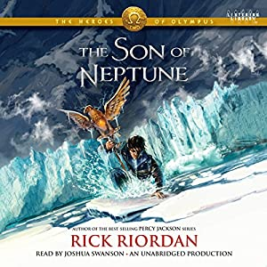 The Son of Neptune Hörbuch