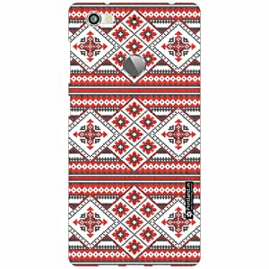 Letv Le 1s Back Cover - Silicon Eye Catchy Designer Cases