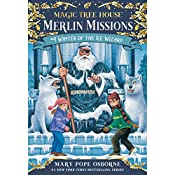 Winter of the Ice Wizard: Magic Tree House, Book 32 | Mary Pope Osborne