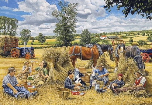 Gibsons-Harvest-Lunch-jigsaw-puzzle-250-pieces-Toy