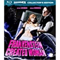 Frankenstein Created Woman [Blu-ray] [US Import]