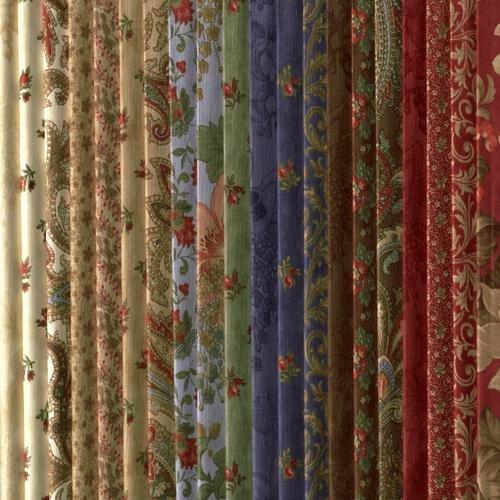 Amazon.com: Moda Portobello Market 10'' Layer Cake Fabric By The Each