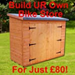 How to build a quality bike shed (Eng...
