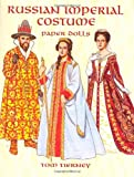 Russian Imperial Costume Paper Dolls
