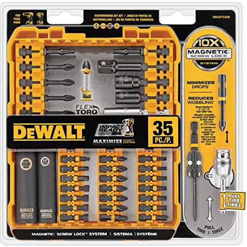 DeWalt 35 Piece Impact Ready Flex Torq Set (Dewalt 35 Piece compare prices)