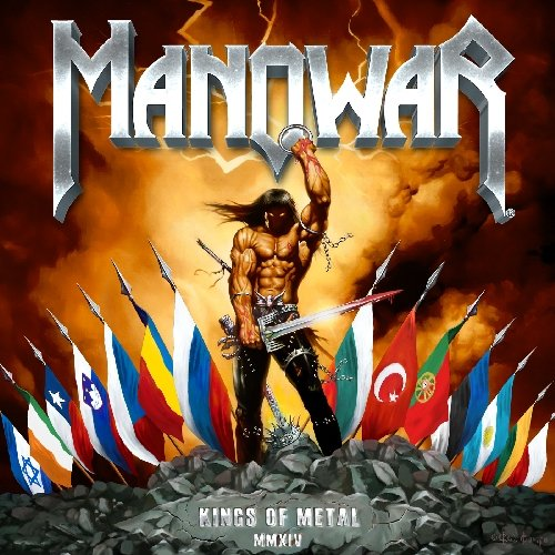 Manowar - Kings of Metal MMXIV (Silver Edition) - Zortam Music