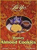 Luv Yu Honey Almond Cookies 7 Oz Box