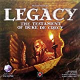 Legacy: The Testament of Duke De Crecy Board Game
