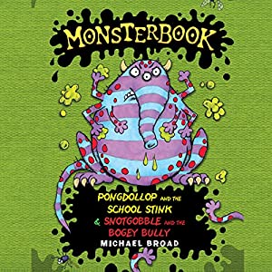 Monsterbook Audiobook