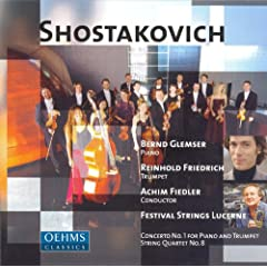 Shostakovich: Piano Concerto No. 1 / 24 Preludes and Fugues / String Quartet No. 8 (Arr. for String Orchestra)
