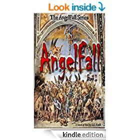 AngelFall Book I - A Novel of Hell (The AngelFall Series)