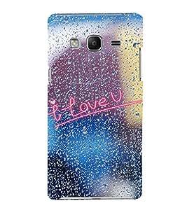 EPICCASE Love Printed Cases Mobile Back Case Cover For Samsung Tizen Z3 (Designer Case)