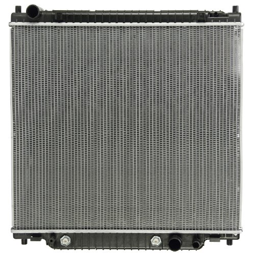 Spectra Premium CU2171 Complete Radiator for Ford