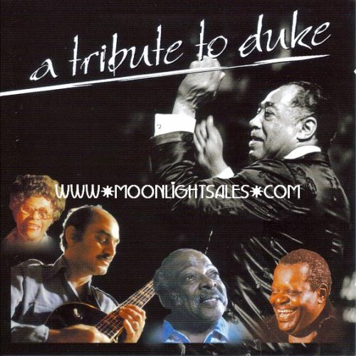 A Tribute To Duke Ellington by Count Basie & His Orchestra, Clark Terry, Joe Pass, Jack Wilson and Ray Brown