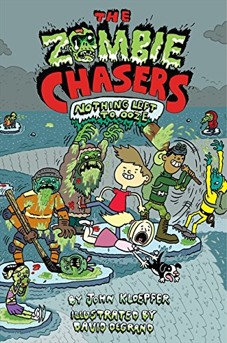 The Zombie Chasers #5: Nothing Left to Ooze PDF