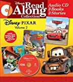 Disney's Pixar Vol. 2 Collection: Disney's Cars, Toy Story, and Toy Story 2 (Disney Read-Along)