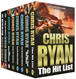 Stand By, Standy By, the Kremlin Device, The One That Got Away, Greed, the Increment, Land of Fire, Tenth Man Down and the Hit List - The Chris Ryan Collection [ 8 Volume Set ] Chris Ryan
