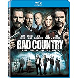 Bad Country [Blu-ray]