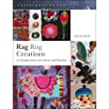 Rag Rug Creations: An Exploration of Colour and Surface (Textiles Handbooks)