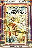 img - for Gods and Goddesses in Greek Mythology (Mythology (Enslow)) book / textbook / text book