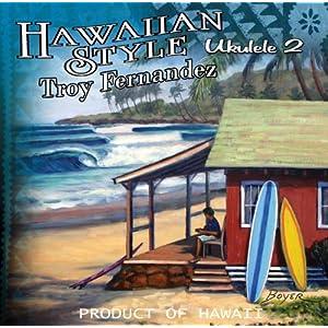 Hawaiian Style 'Ukulele 2