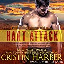 Hart Attack: Titan, Book 5 (       UNABRIDGED) by Cristin Harber Narrated by Jeffrey Kafer