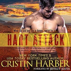 Hart Attack Audiobook