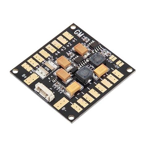 Goliton® APM module de capteur courant des commande électrique panneaux sur tension intégré alimentation BEC d'alimentation plaque module trois en un