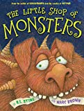 img - for The Little Shop of Monsters book / textbook / text book
